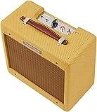 Fender Mango 099-0945-000 Vintage Pure cosido Amplificador Cuero, Marrón, 2-Montaje con tornillos