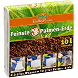 Palmen/Grünpflanzen Erden 10L POP UP Packung