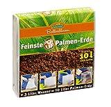 ROMBERG 76530K Palmen/grünpflanzen Erden 10 L Pop Up Packung
