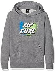 Rip Curl Slant Logo Sweatshirt Jungen Beton