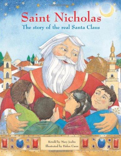 Saint Nicholas : the story of the real Santa Claus