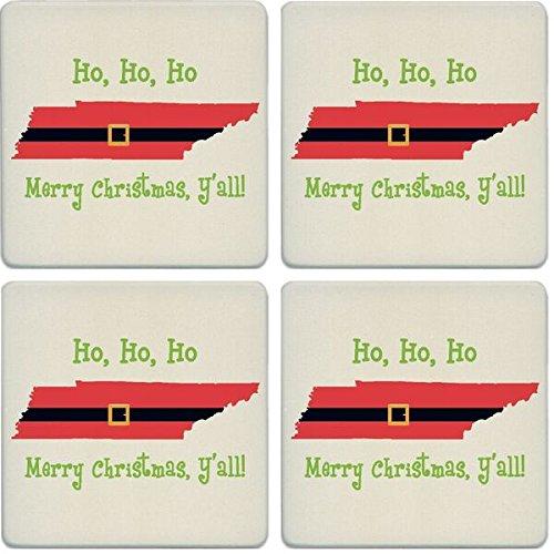 hig Untersetzer, Santa Anzug Tennessee (Set von 4), 4–1/10,2cm Multicolor (Der Santa Anzug)