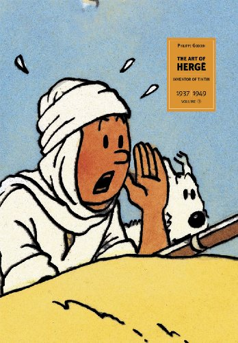 The Art of Herge, Inventor of Tintin: Volume 2