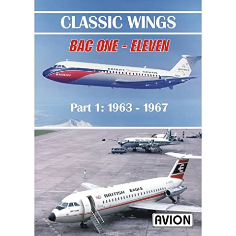 Avion Classic Wings - BAC ONE - Eleven Part 1 1963-1967 DVD