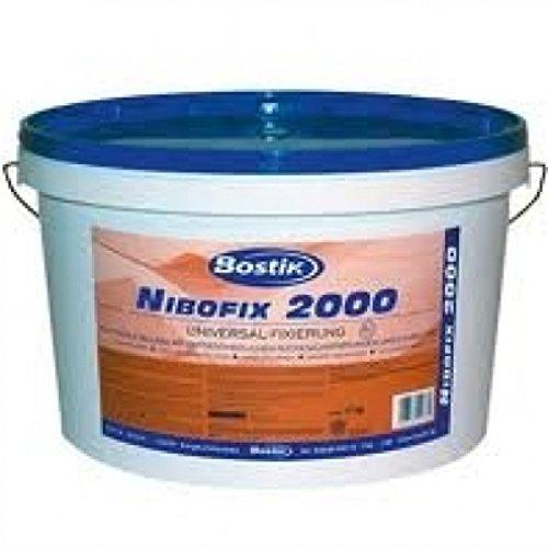 Bostik Nibofix 2000 Universal-Fixierung 12kg für textile Bodenbeläge Teppich PVC