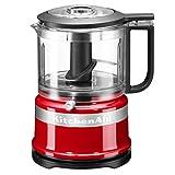 Hachoir Kitchen Aid 5kfc3516eer 240W de couleur rouge rouge Robot de cuisine lavable en Lave-vaisselle
