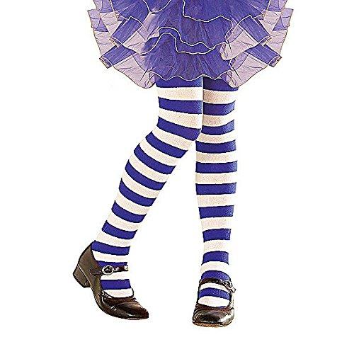 Widmann-WDM01238 Kostüm Mädchen blau weiß -