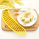 Plátano Cortador Chopper Ensalada de Frutas