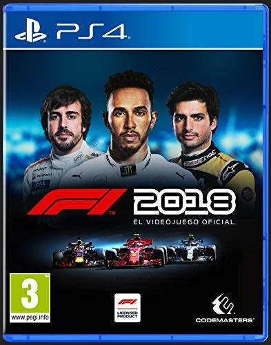 Formula 1 2018 - PlayStation 4