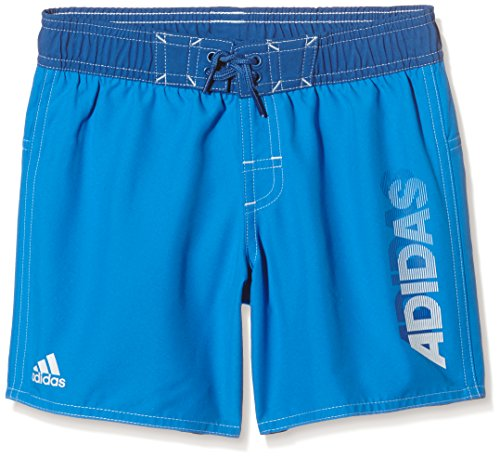Adidas Y Lin SH Cl Y Bañador, Niños, Azul-Azuimp/AZUHAL, 116