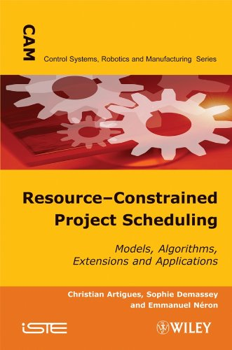 Resource-Constrained Project Scheduling (Control Systems, Robotics, and Manufacturing)