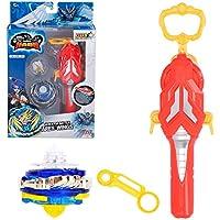 Infinity Nado - Peonza 5 Ares Wings con lanzador magnético (85363)
