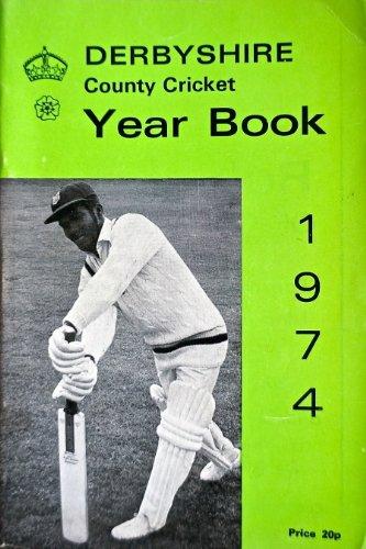 Derbyshire County Cricket Year Book 1974