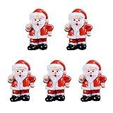 MagiDeal Fairy Giardino Babbo Natale Miniature Statue Craft Micro Paesaggio Ornamenti