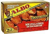Mejillones en Escabeche Albo 72g 10/14 piezas