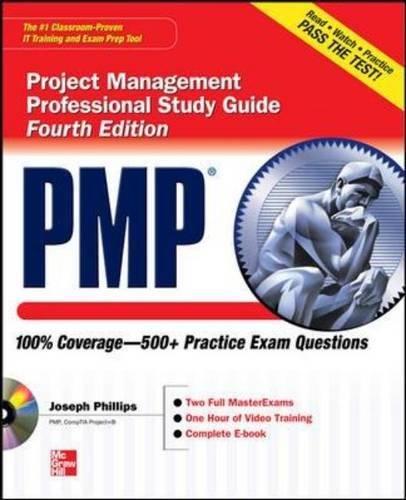 PMP, Project Management Professional