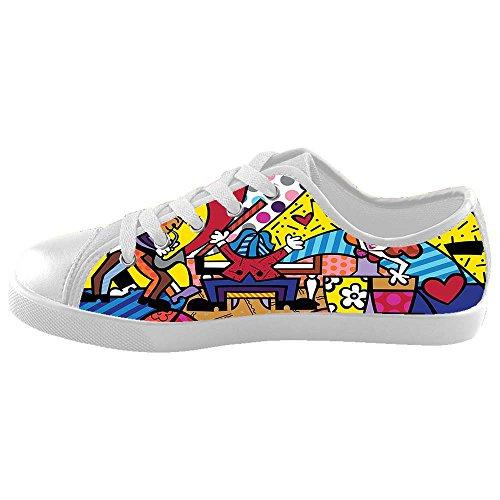 Dalliy Romero Britto Kids Canvas shoes Schuhe Footwear Sneakers shoes Schuhe A