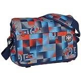 Chiemsee Umhängetasche Schultertasche Shoulderbag, Messenger Bag Tasche, 39 x 28 x 13 cm 15 Liter...