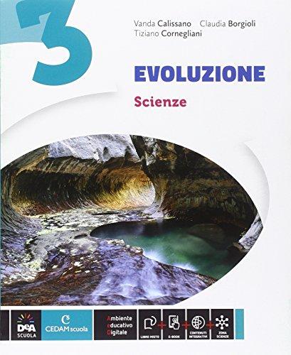 Evoluzione. Ediz. curricolare. Con espansine online. Per la Scuola media. Con e-book: 3