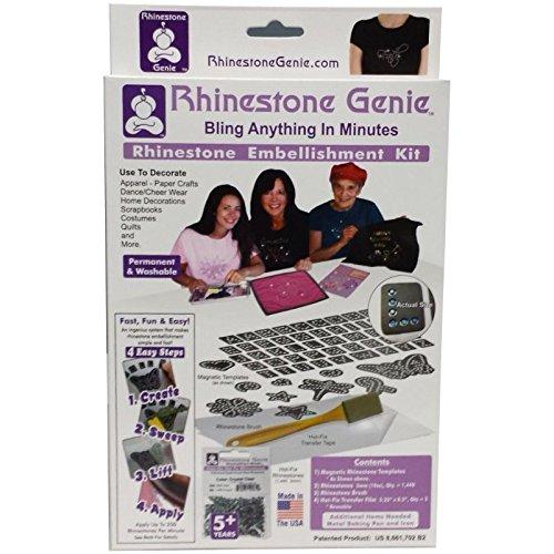 Rhinestone Genie SK-REK004 (Einfach Genie Kostüm)