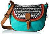 #8: Kanvas Katha  Women Sling Bag (Multi Color)(KKSLAZ002)