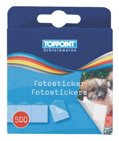 1000 (2x 500) Fotosticker Fotokleber