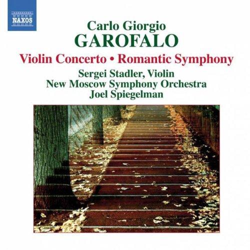 Violinkonzert/Romantische Symphonie