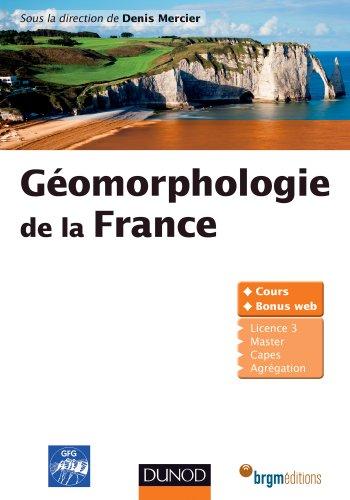 Gomorphologie de la France