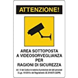 Cartelli e segnali di sicurezza