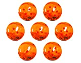 Dragonball Z. Sfere di cristallo 22mm con 7 stelle