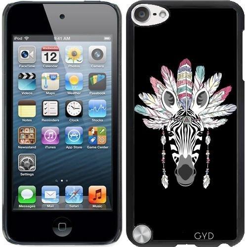 Hülle für Ipod Touch 5 - Aztekischer Zebra by Olga Angelloz Design