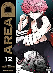 Area D Edition simple Tome 12
