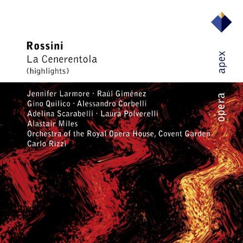 "Rossini : La Cenerentola : Act 2 ""Ah, signor, s'è ver"" [Cenerentola, Dandini, Magnifico, Clorinda, Tisbe, Ramiro]"