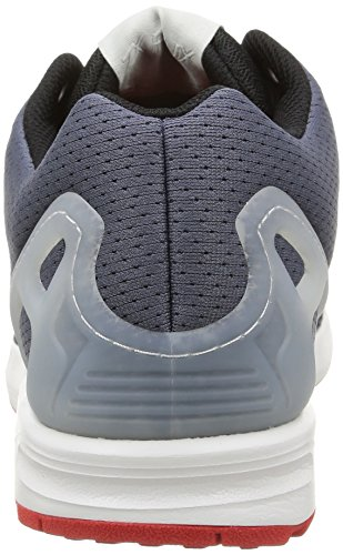 adidas ZX Flux, Sneakers, Unisex Grigio (Onix/Onix/Core Black)