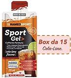 Named Sport Gel box da 15x25ml gusto Cola-Lime immagine