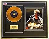 Everythingcollectible Lou Reed/Mini Metal Gold Disc & Photo Display/ÉDITION LIMITÉE/COA/Transformer