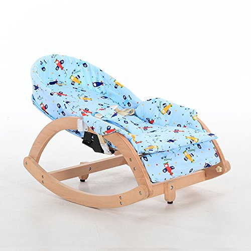 LZTET Bebé Mecedora Reclinable Bebé Silla De La Comodidad Niños Mec