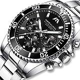 Montre Homme Montres Bracelets Etanche Luxe Design...
