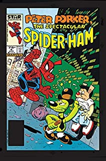 Peter Porker: The Spectacular Spider-Ham - The Complete Collection Vol. 1 (1302918435) | Amazon Products