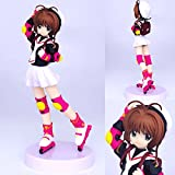 Card Captor Sakura Special Figure Sakura Series In Uniform Originale Furyu