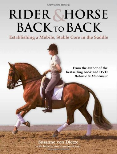 Rider & Horse Back to Back: Establishing a Mobile, Stable Core in the Saddle por Susanne Von Dietze