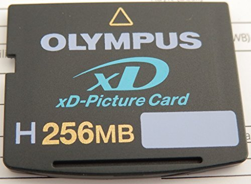 Olympus 202030 H-256 MB xD Picture Card (Retail Package), Model: 202030, Gadget & Electronics Store