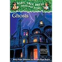 Ghosts: A Nonfiction Companion to Magic Tree House #42: A Good Night for Ghosts (Magic Tree House Fact Tracker)