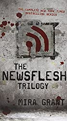The Newsflesh Trilogy by Mira Grant (2012-11-08)