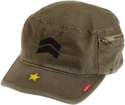 4f31df7f011 Buy A.Kurtz Mens Fritz Millitary Legion Cap