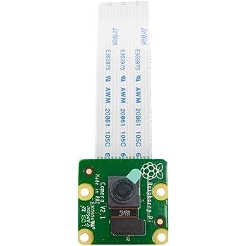 Raspberry Pi v2.1 8 MP 1080p Module Caméra