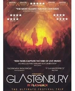 Glastonbury: The Movie In Flashback (4-disk DVD + Digital Copy) [2013] [Region Free]