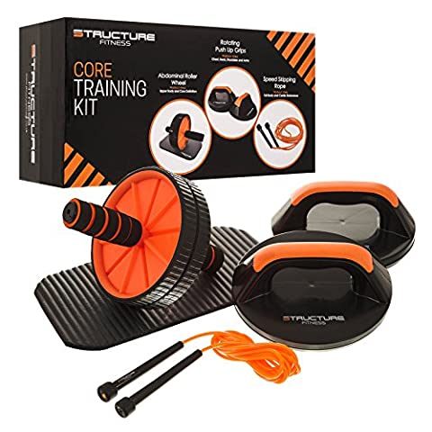 Structure Fitness ® Core Training Kit – Complete Home Fitness