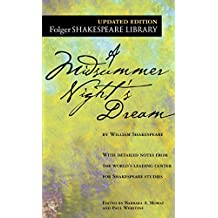 A Midsummer Night's Dream (Folger Shakespeare Library) (English Edition)