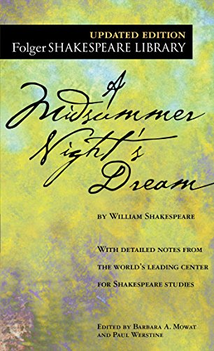 a-midsummer-nights-dream-folger-shakespeare-library-english-edition